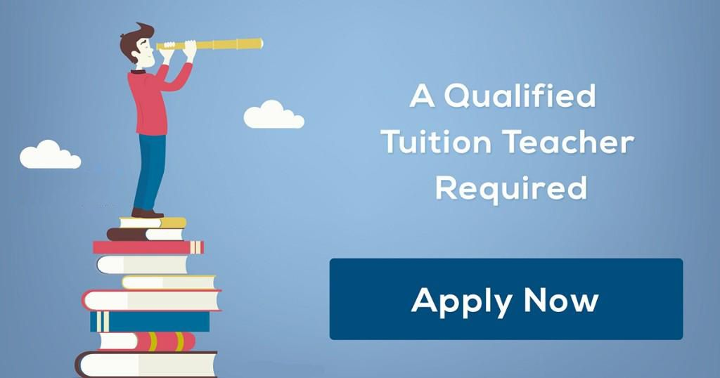 Working as a part time tuition teacher in Singapore