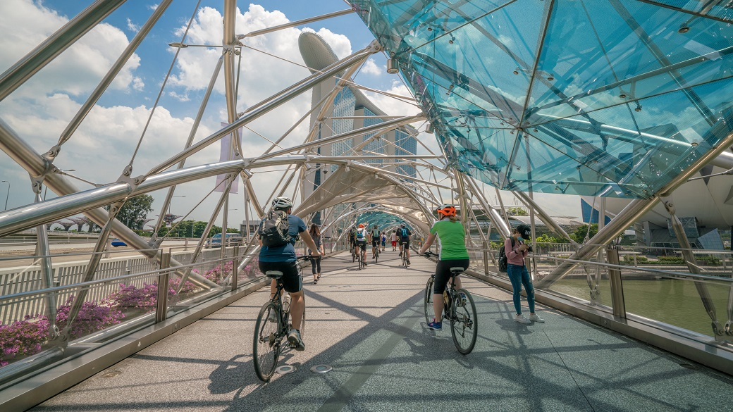 A Checklist of Top Cycling Routes Singapore